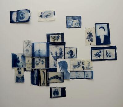 Cannon Bernáldez, 'El Azul', 2018