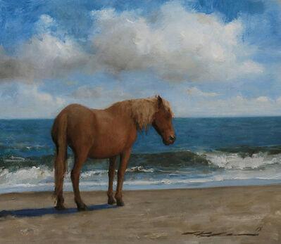 """Michael Klein, '""""Spanish Mustang""""', 2017"""