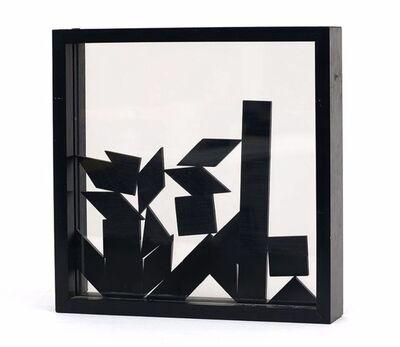 Enzo Mari, 'OGETTO A COMPOSIZIONE AUTOCONDOTTA (Self-composed object) ', 1959