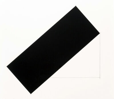 Ellsworth Kelly, 'Grand Case', 1978