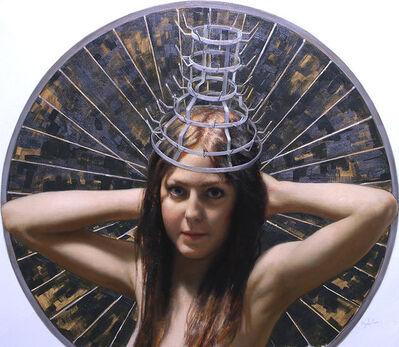 """Cesar Santos, '""""Drying Crown Jewel""""', 2018"""