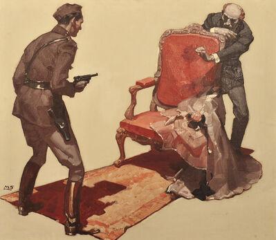 Mead Schaeffer, ''The Dead Ride Hard'', 1930