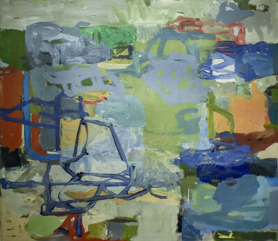 James O'Shea, 'Rivertop II', 2019