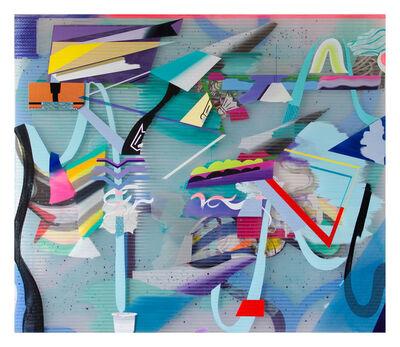 Danny Rolph, 'JV6', 2015