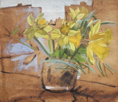 Pamela Berkeley, 'Left Handed Daffodils ', 1997