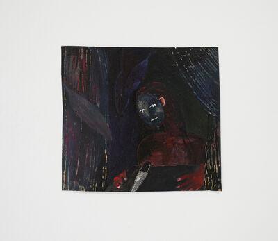 Katelyn Eichwald, 'Black knife', 2018