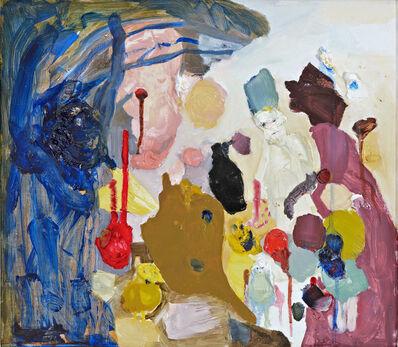 Karen Black, 'The weeping tree', 2015