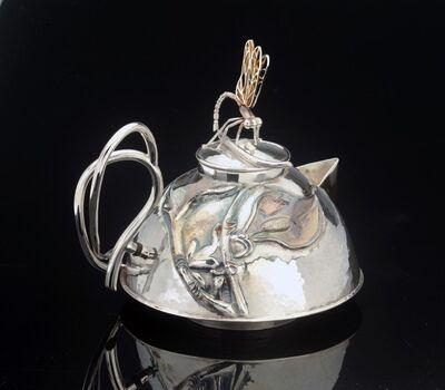 Genevieve E Flynn, 'Tree Frog Teapot ', 2015