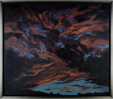 Howard Schroedter, 'Turbulent Sky', 1988