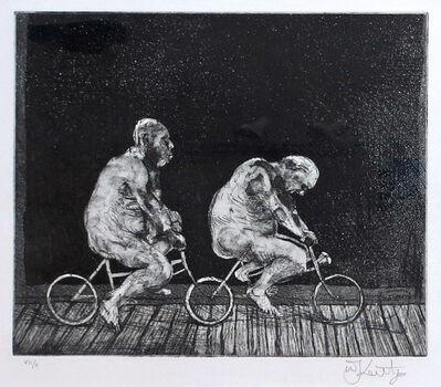 William Kentridge, 'Act IV, Scene VII from Black Ubu', 1996-1997