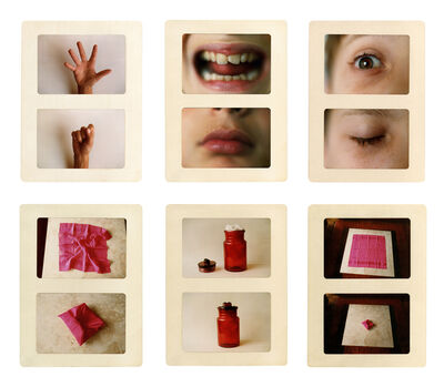 Vera Chaves Barcellos, 'Do Aberto e Do Fechado', 1978