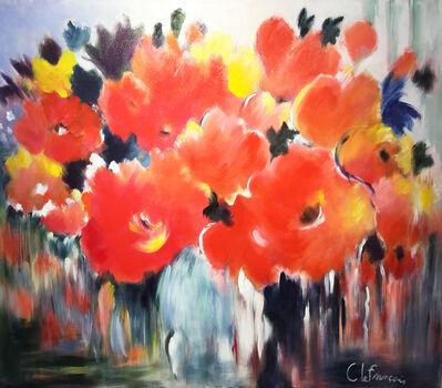 Claudette Lefrancois, 'Bouquet d'été', 2