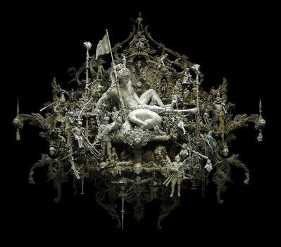 Kris Kuksi, 'The Surrender of Helios', 2012