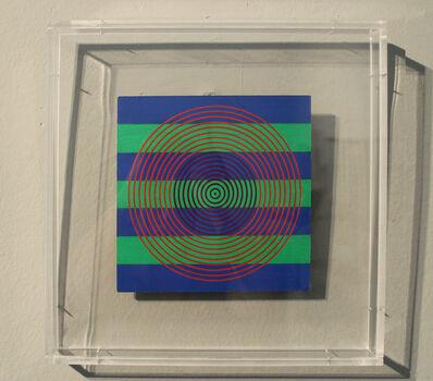 Edoardo Landi, 'Influenza cromatica', 1990