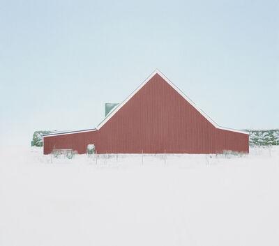 Joakim Eneroth, 'Swedish Red - Comfortably Secure', 2006