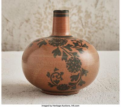 Emile Lenoble, 'Floral Vase', circa 1912-1913