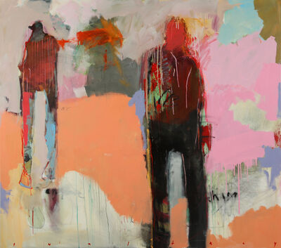 Chris Gwaltney, 'Shout, Because Whispers Fail', 2014