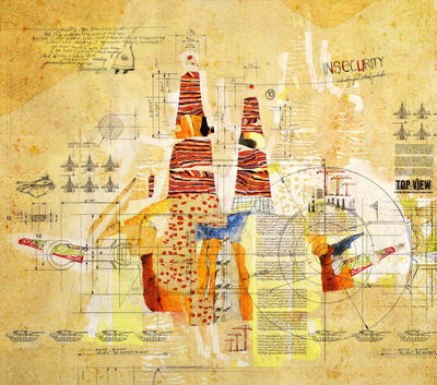 Waseem Marzouki, 'Platform-32.795789,13.153381', 2014
