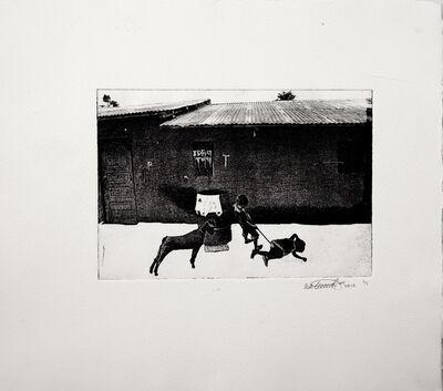 Nathalie Mba-Bikoro, 'The Ram Aint No Home', 2012