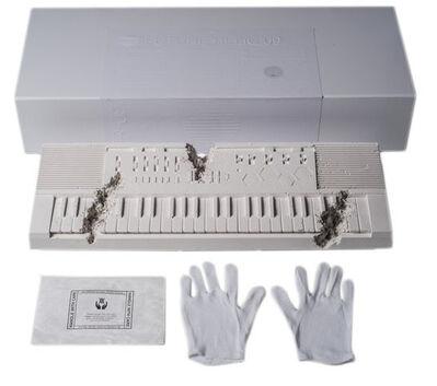 Daniel Arsham, 'Future Relic 09 (Keyboard)', 2018