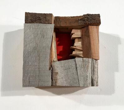 Foon Sham, 'La Fenêtre au Rideau Rouge (The Window with a Red Curtain)', 2018