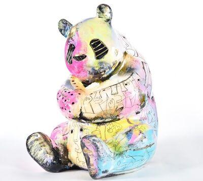 Julien Marinetti, 'Panda Bâ', 2018