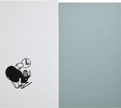 Oliver Osborne, 'as yet untitled', 2014