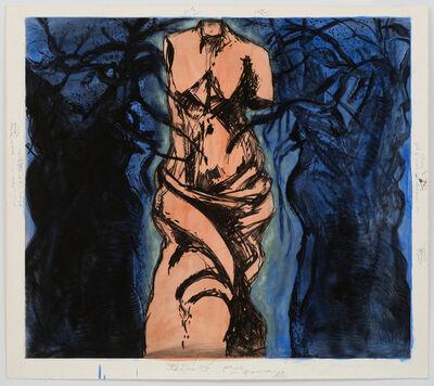 Jim Dine, 'Rise Up Solitude!', 1985