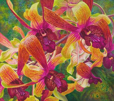 Fiona Craig, 'Dance of the Dendrobiums'