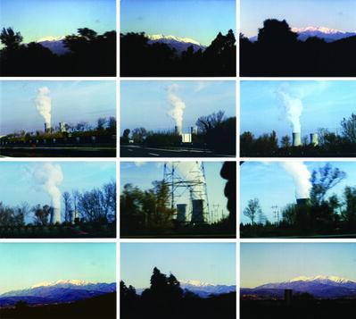 Vera Chaves Barcellos, 'Usina Nuclear', 2007