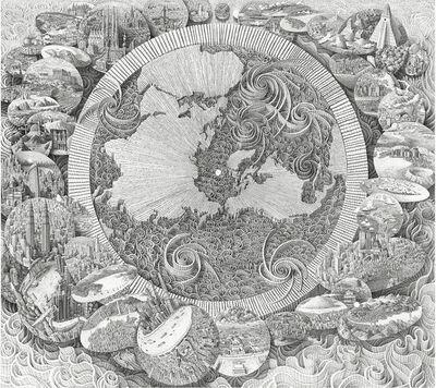 Ben Sack, 'Mappa Mundi', 2017