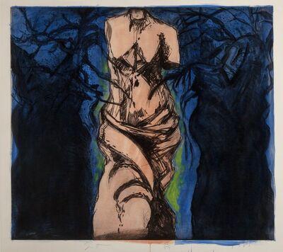 Jim Dine, 'Rise Up Solitude', 1985
