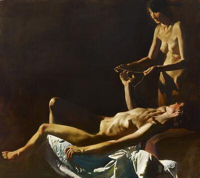 Tibor Csernus, 'Nudes', 1982