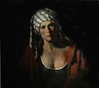 Ray Donley, 'Striped Cap', 2008