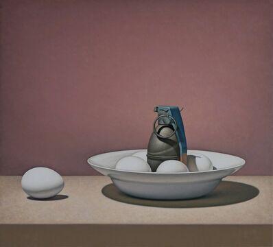Tom Gregg, 'Eggs in Bowl', 2018