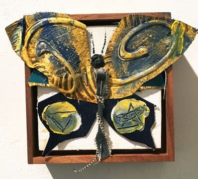 James Gortner, 'Butterfly 7', 2018