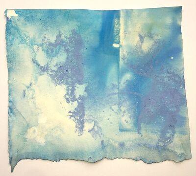Ellen Hackl Fagan, 'Seeking the Sound of Cobalt Blue _ Wall/Window', 2018