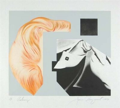 James Rosenquist, 'Balcony', 1979