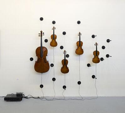 Roberto Pugliese, 'Quintetto', 2016