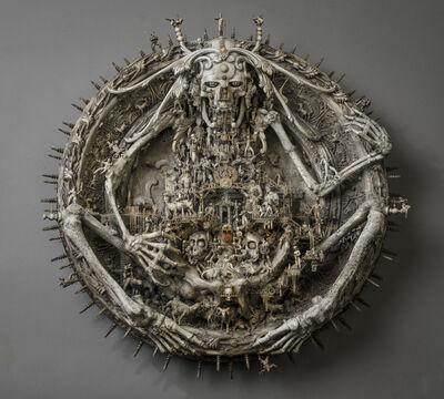 Kris Kuksi, 'The Guardian', 2008