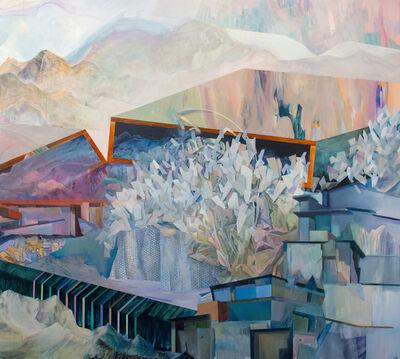 Megan Krause, 'A Glacial Dismantling', 2017