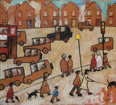 Andrew Johnstone, 'I love London (1025)', 2007