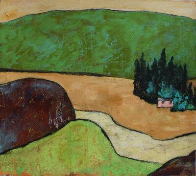 Andrew Johnstone, 'Untitled Road', ca. 1993