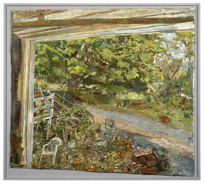 Stanley Lewis, 'View from New Studio Window'