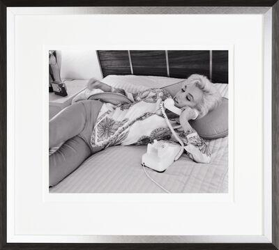 Edward Weston, ' Phone Call, North Hollywood, 1962', 2014