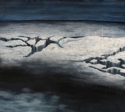 Nora Sturges, 'Crevasses', 2009