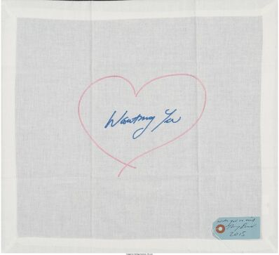 Tracey Emin, 'Wanting You', 2015