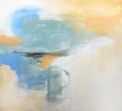 Kathy Buist, 'Meditation in Blue'