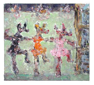 Farrell Brickhouse, 'Encore for Three', 2014