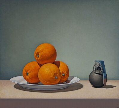 Tom Gregg, 'Grenade and Oranges', 2018